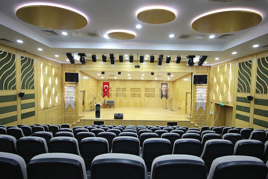 ATAŞEHİR-3 DOĞA KOLEJİ KONFERANS SALONU