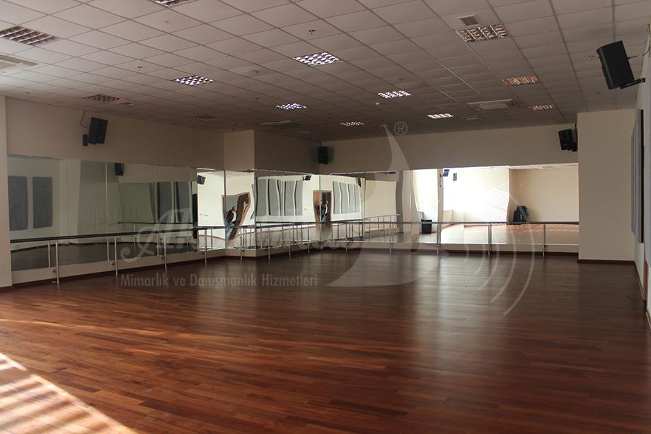 Bağcılar Belediyesi Engelliler Sarayı Dans Bale Salonu