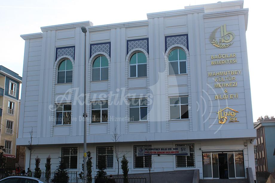Bağcılar Belediyesi Mahmutbey Çok Amaçlı Salonu
