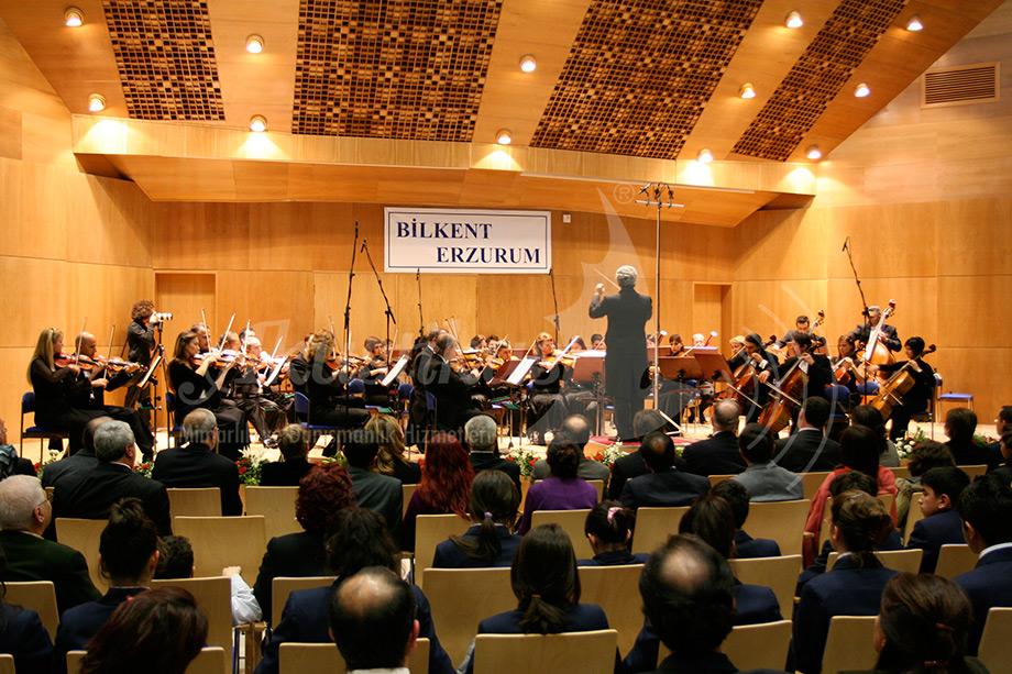 Erzurum Bilkent Doğu Kampüsü Konser Ve Çok Amaçlı Salonu