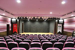 Bahçelievler Belediyesi Yenibosna Kültür Merkezi Çok Amaçlı Salonu
